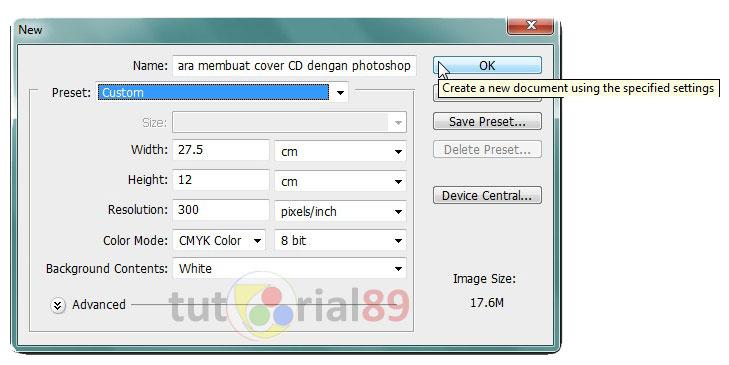🔥 Cara desain cover kaset dvd di photoshop cs6