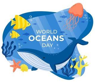 hari laut sedunia [world ocean day] 2020 -tema hari laut sedunia