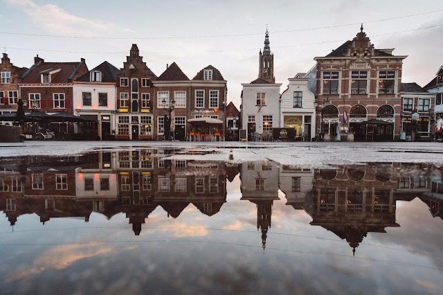 NETHERLAND NEGARA KINCIR ANGIN YANG SELALU INSTAGRAMABLE BANGET