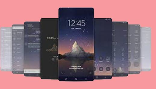 Begini Cara Mengganti Tema Samsung Berbagai Tipe Menjadi Lebih Keren Tanpa Root