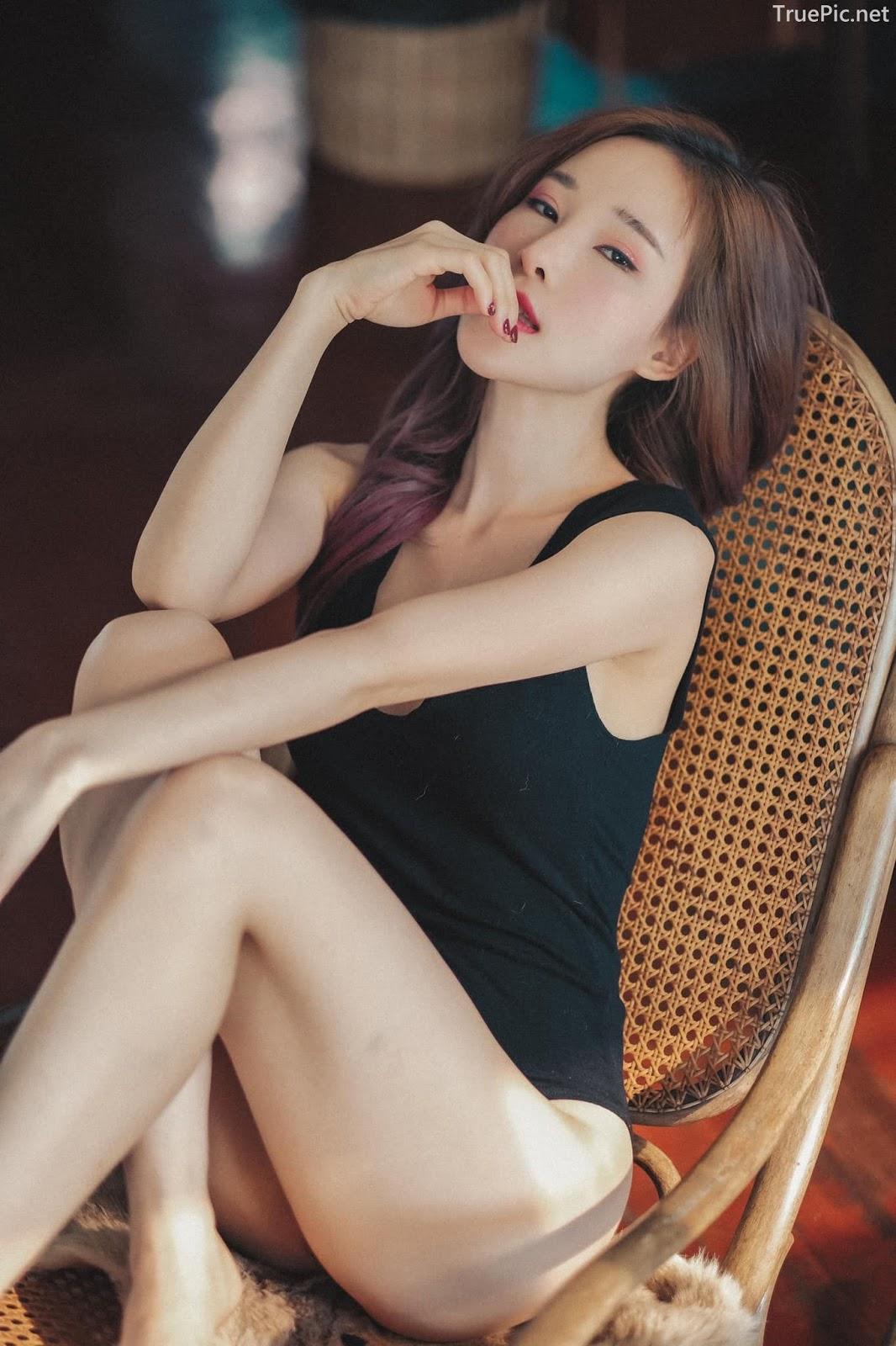 Thailand model - Arys Nam-in (Arysiacara) - Black Rose feeling the sun - Picture 8