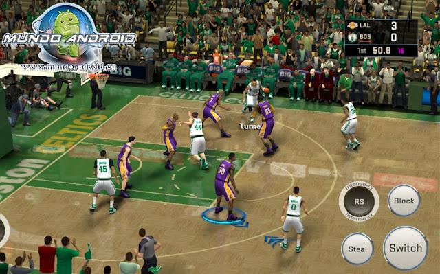 Jugabilidad de NBA 2K16