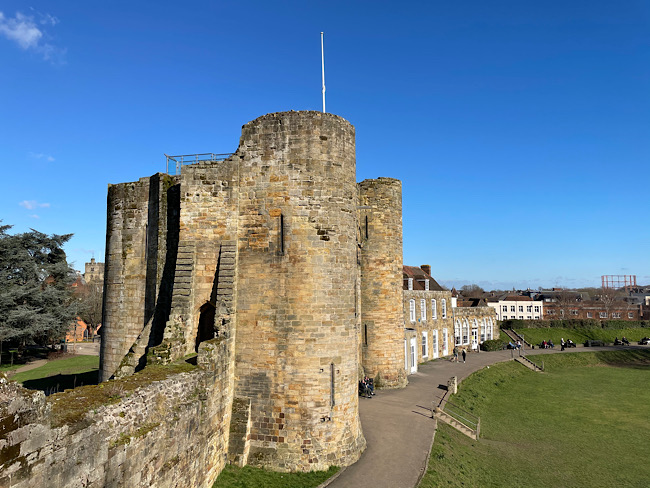 Tonbridge Castle | Exploring Tonbridge Castle and Surrounds