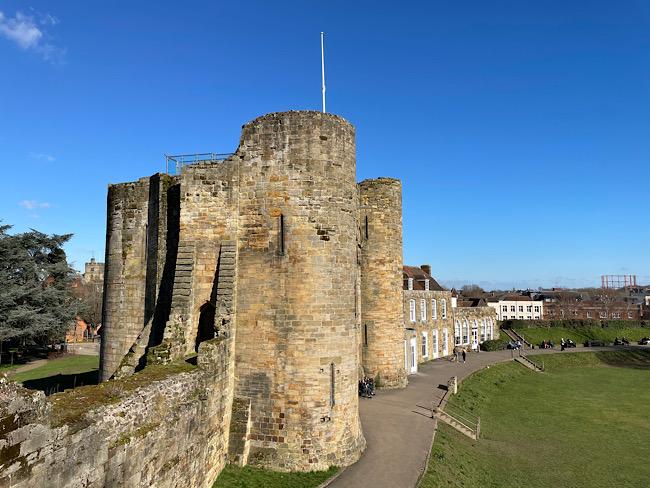 Tonbridge Castle | Exploring Tonbridge Castle and Surrounds