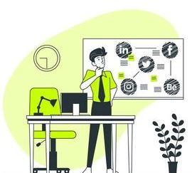 contoh bisnis online 2020 - admin sosial media