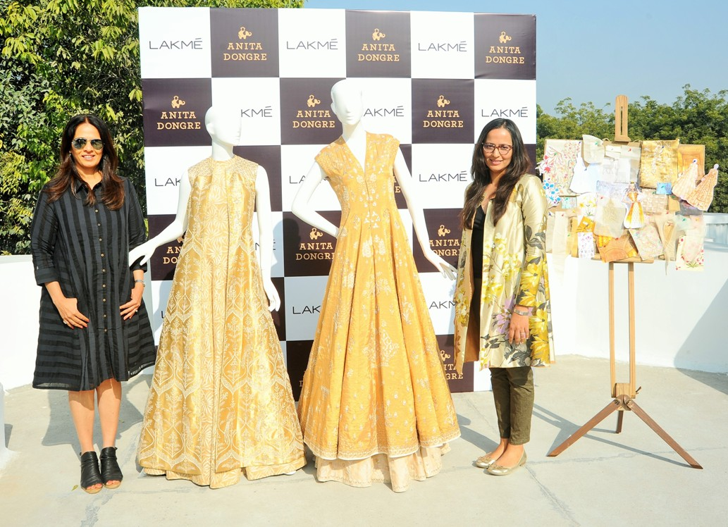 Anita Dongre's Grand Finale collection