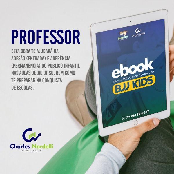 E-book BJJ KIDS