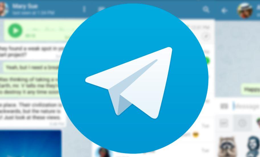 Cara Mengembalikan history chat di telegram
