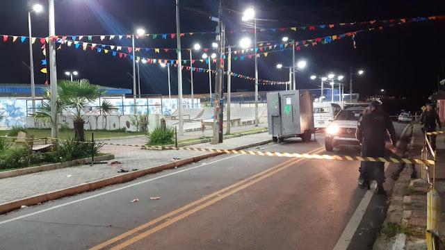 PM da reserva é morto a tiros em praça na Grande Natal