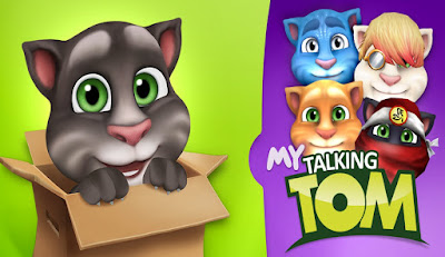 Download My Talking Tom mod apk terbaru unlimited money
