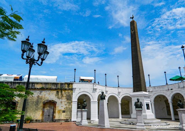 Bóvedas da Plaza Francia, Casco Viejo, Cidade do Panamá
