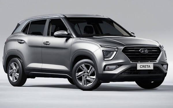 Novo Hyundai Creta 2022 - Comfort