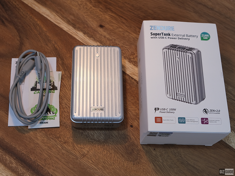 Zendure power banks and chargers now available at Beyond the Box, Philippines!
