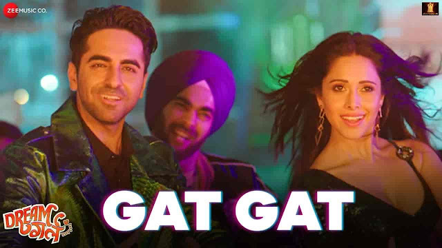 Gat Gat Lyrics - Dream Girl | Jass Zaildar, Khushboo Grewal
