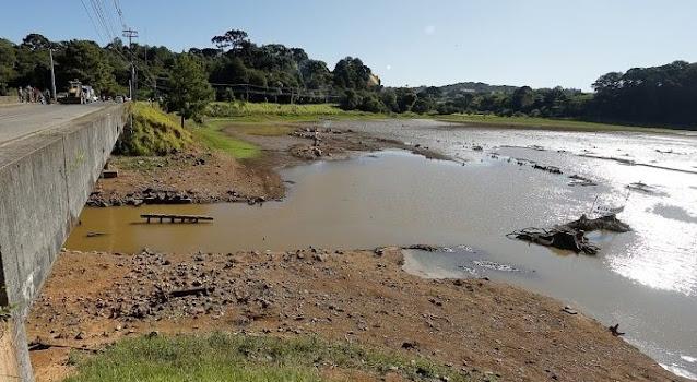 Pescas em rios estão proibidas no Paraná