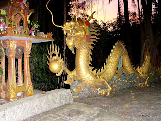 WAT SAMPRAN TEMPLO DEL DRAGÓN, NAKHON PATHOM. TAILANDIA