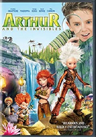 Arthur and the Invisibles 2006 BRRip 720p Dual Audio In Hindi English ESub UNCUT