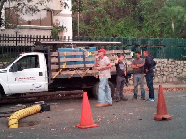 Trabajador de HidroCapital murió ahogado entre la mierda de El Cafetal