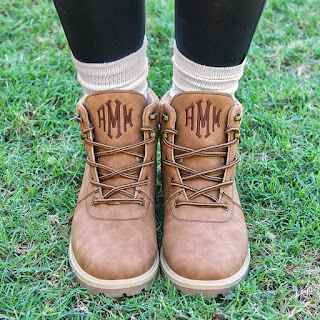 hiking boots from marleylilly.com