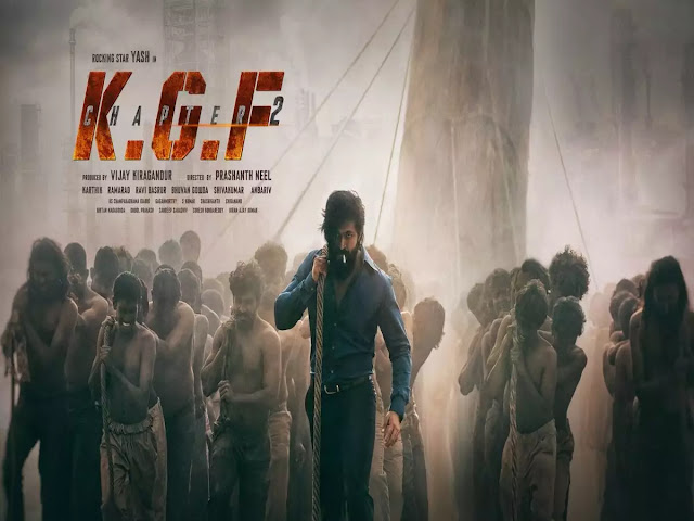 KGF Makers to file FIR against Local TV Channel