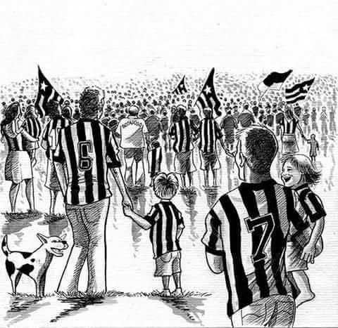 Botafogo tem quase o dobro de público do Vasco na Segundona