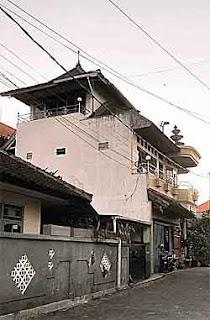 Rumah dikontrakkan di Canggu Bali