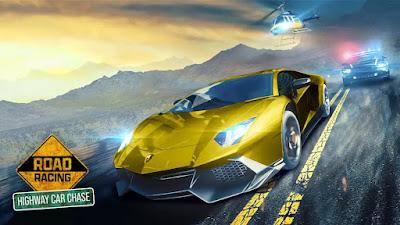 Road Racing Highway Car Chase Game Screenshot 7