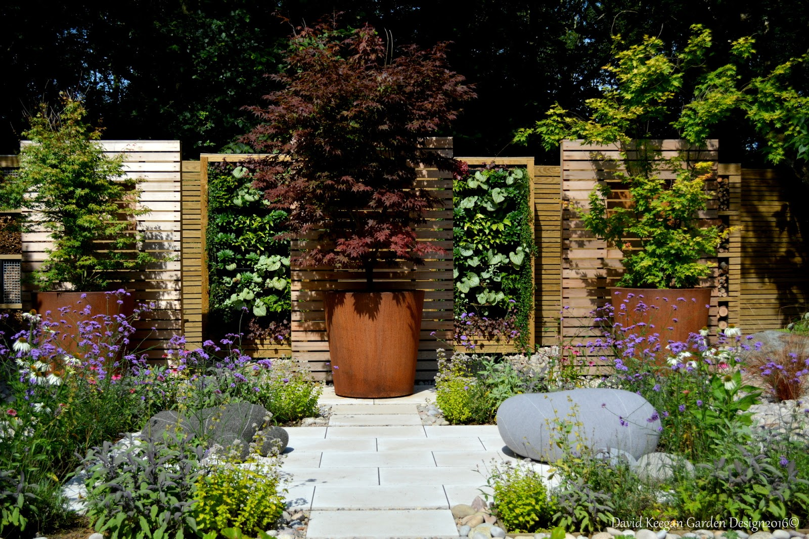 David Keegans Garden Design Blog: Eco Garden Design ...