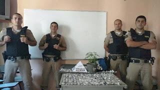 site policia mg - drogas apreendidas