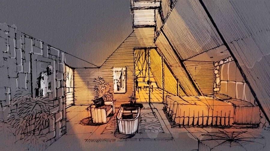06-Master-bedroom-as-night-falls-Meyssam-Seddigh-www-designstack-co