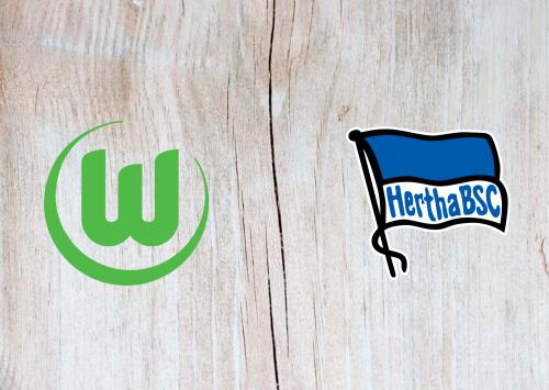 Wolfsburg vs Hertha BSC -Highlights 27 February 2021
