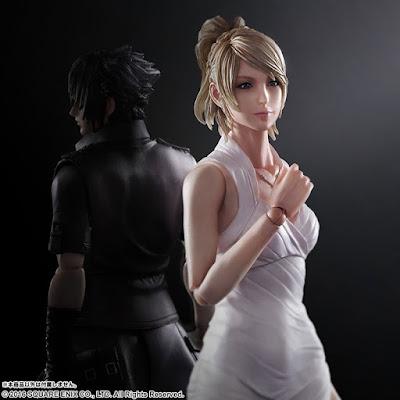La Play Arts Kai di Lunafreya Nox Fleuret della Square Enix è in preordine
