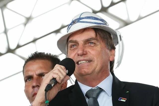Presidente Bolsonaro cancela visita ao Piauí.