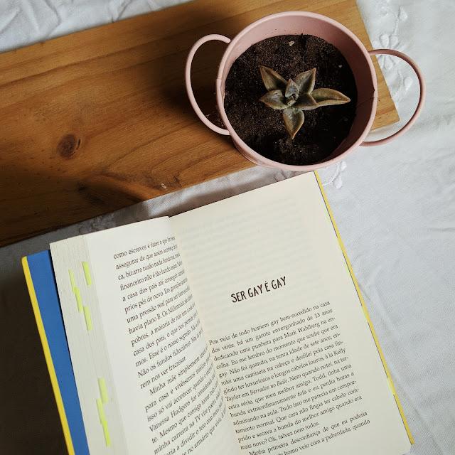 resenha livro especial