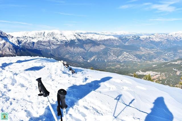Esquiar en Cataluña