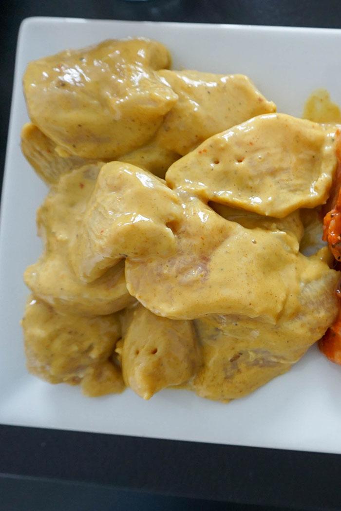Grillen | Honig-Senf-Marinade für Hühnerfleisch