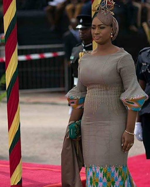 Samira Bawumia, 2nd Lady, Republic of Ghana