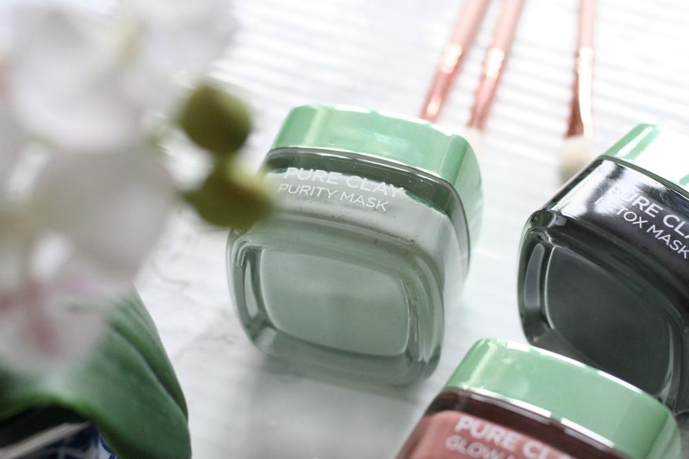 Multi Masking || L'Oreal Pure Clay Masks