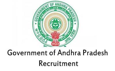 Government of Andhra Pradesh Recruitment