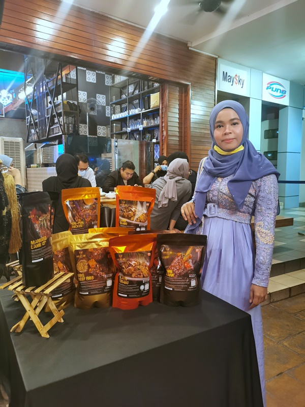 Buffet Ramadhan 2021| Roasted Lamb and Nasi Bukhari Istimewa dari Me'nate Steak Hub