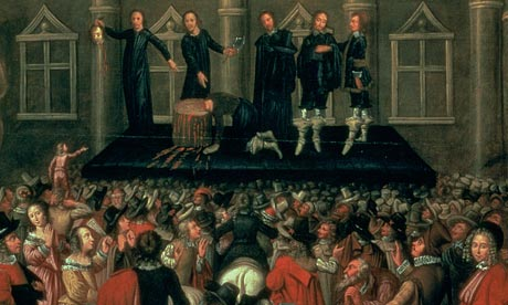 Crisis of Authority: Trial & Execution of King Charles in 17th Century - Essay Example
