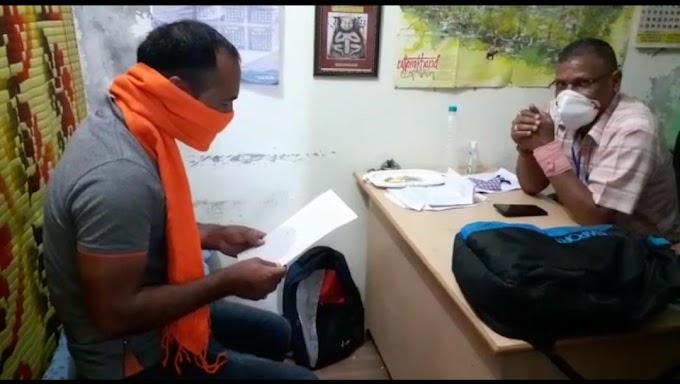 पौड़ी में एपीएन न्यूज के संवाददाता को प्रधानपति ने कल दी धमकी आज मांगी माफी-देखें पूरा मामला