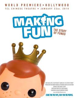 Fábrica de diversión: La historia de Funko (2018)