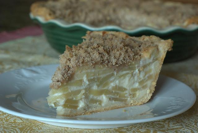 Apple+Sour+Cream+Pie+002 - Pecan Chocolate Tart