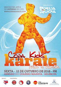 3ª Copa Kids de Karate