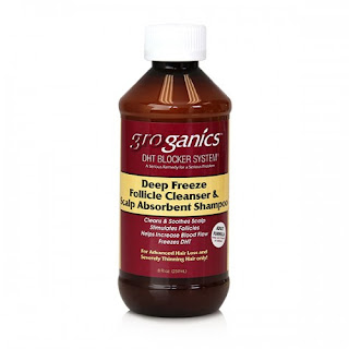 Groganics Deep Freeze Conditioner | DiscoveringNatural