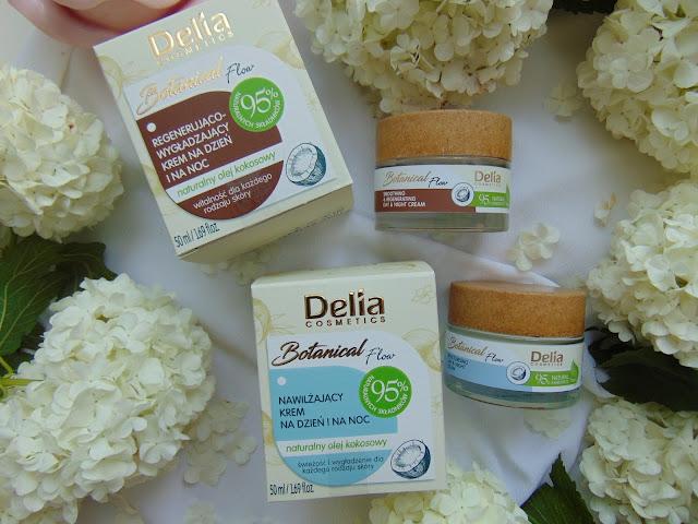 Botanical Flow - Naturalna seria kosmetyków od Delia Cosmetics