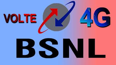 BSNL 4g volte