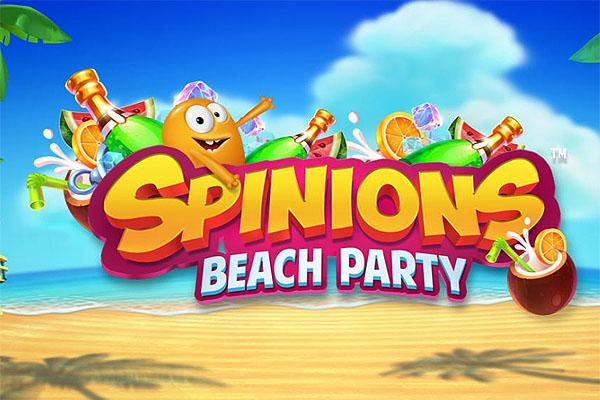 Main Gratis Slot Spinions Beach Party (Quickspin)