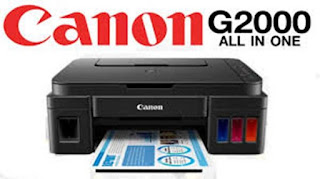 Cara Reset Printer Canon G2000 Error B500